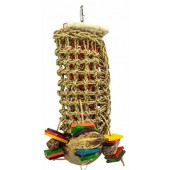 Back Zoo Nature Giant Natural Piñata - ca 40x25 cm