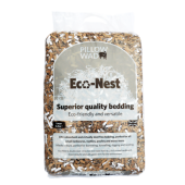 Eco-Nest Bodembedekking / Green Mile Bedding - 3,2 kg Econest