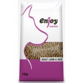 Enjoy Adult Lamb & Rice - 15 Kilo