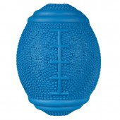 Snacks Rugbyball - Natuurrubber - 8 cm