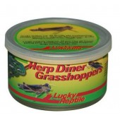 Lucky Reptile Herp Diner - Grasshoppers medium 35g