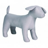 Mannequin Model Dog Small - 14x31x33 cm grijs