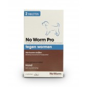 Emax - No Worm PRO - Kleine Hond & Puppy - 2 Tabletten