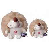 Sprekende Pet Qwerks Plush Hedgehog - Large - 17,5 cm