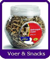 Voer / Snacks etc.